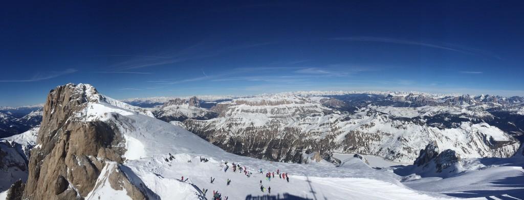 Cortina - Dolomiti Snow in the Dolomites