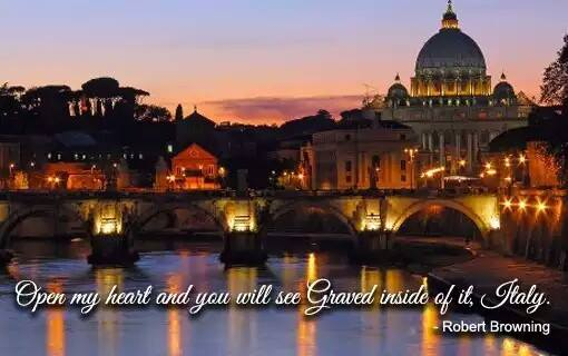 Rome with photo of Vatican and river